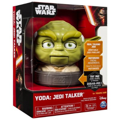 Star Wars Episode VII  Jedi Talker Yoda