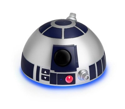 Star Wars R2-d2 Bluetooth Speakerphone Som R2d2