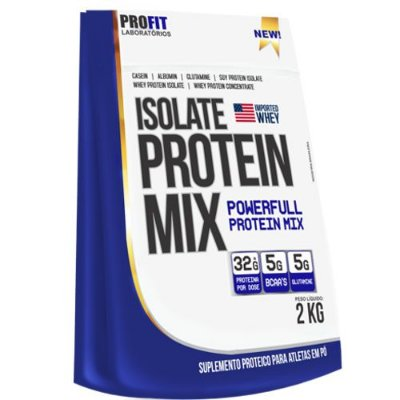 Isolate Protein Mix 2kg - Profit
