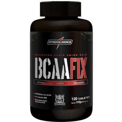 BCAA Fix 120tabs - Darkness