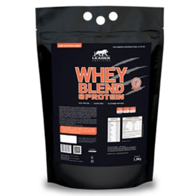 Whey Blend 1,8kg - Leader Nutrition
