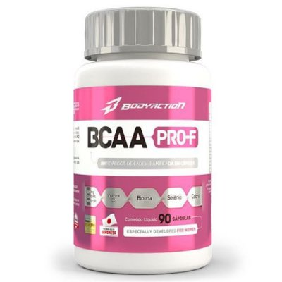 BCAA PRO-F 90caps - Body Action