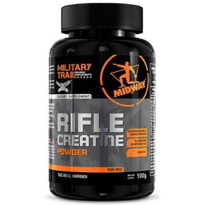 Rifle Creatine 100g - Midway