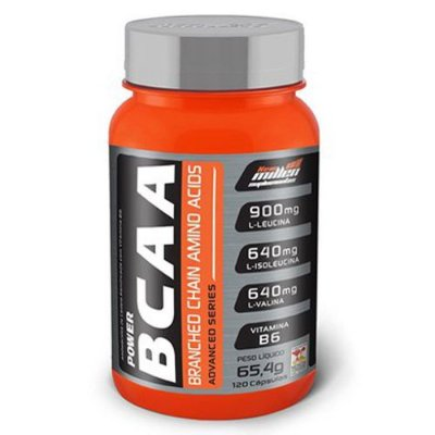 Power Bcaa 120caps - New Millen