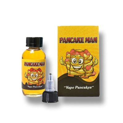 E-Juice Pancake Man 80VG 60ml - Vape Breakfast Classics