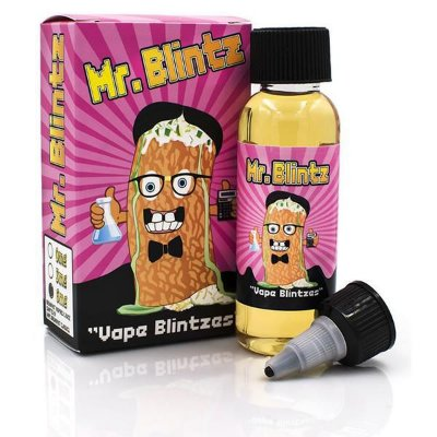 E-Juice Mr. Blintz 80VG 60ml - Vape Breakfast Classics