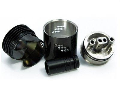Mutation X Styled Rebuildable Dripping Atomizer