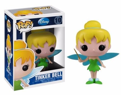 Funko Pop Disney Sininho Tinker Bell Peter Pan