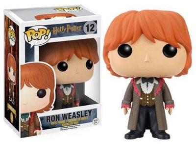 Funko Pop Harry Potter Ron Weasley 12