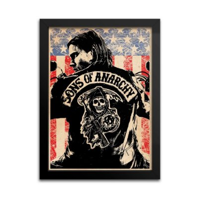 Poster Sons of Anarchy - Temporada 1