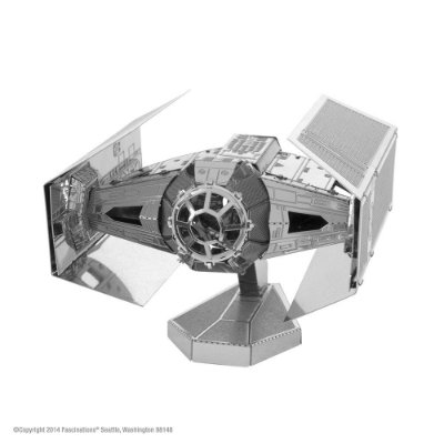 Mini Réplica de Montar STAR WARS Darth Vader's Tie Fighter
