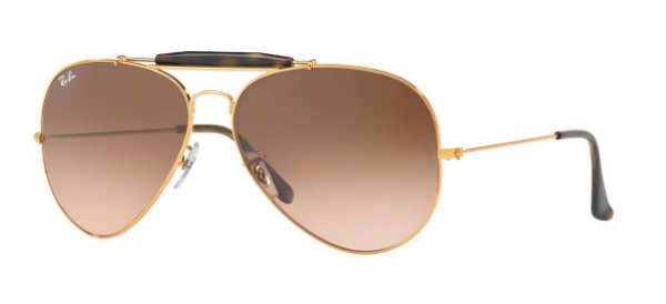 Ray Ban Outdoorsman II RB3029 9001/A5