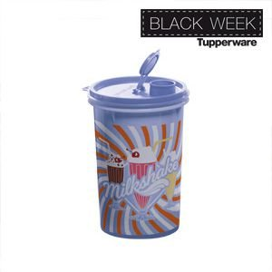 Tupperware Guarda Suco Milk Shake 1 litro