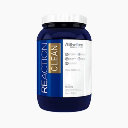 Reaction Clean 900g - Atlhetica Clinical Series