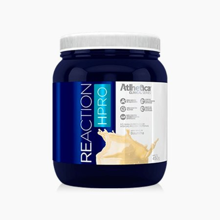 Reaction HPRO (450g) - Atlhetica Clinical Series