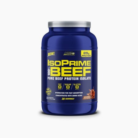 IsoPrime 100% Beef Protein (840g) 1,85lb - MHP