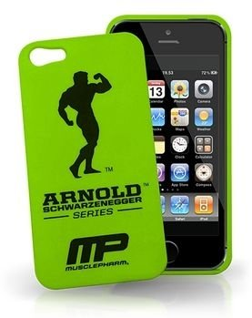 Case Iphone 5 Arnold Schwarzenegger Series - MusclePharm