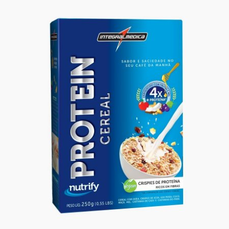 Protein Cereal (250g) - Integral Médica