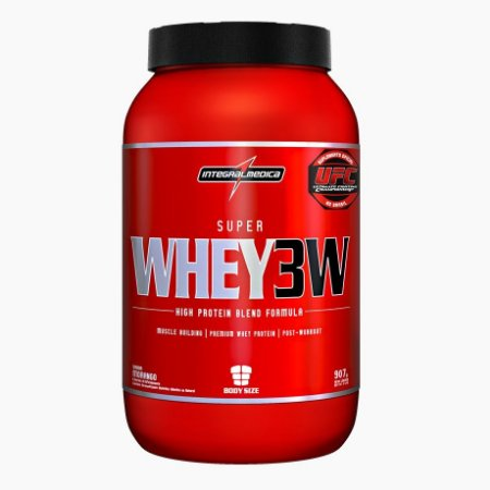 Super Whey 3W (907g) - Integral Médica