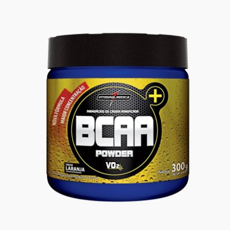 BCAA Powder VO2 (300g) - Integral Médica