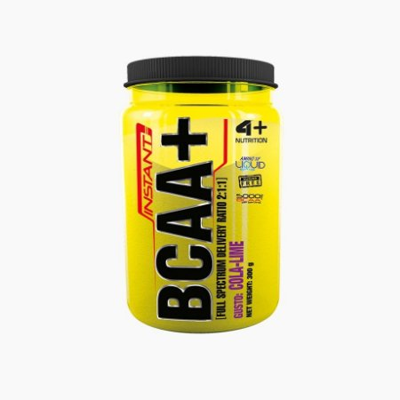 BCAA Instant 4+ 2:1:1 (300g) - 4 Plus Nutrition