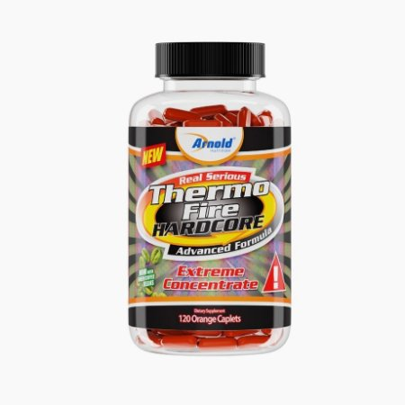 Thermo Fire Hardcore (60 tabs) - Arnold Nutrition