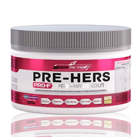 Pre-Hers (100g) Pro-F - Body Action