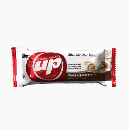 Barra de Proteína (62g) - Peanut Butter - B-UP