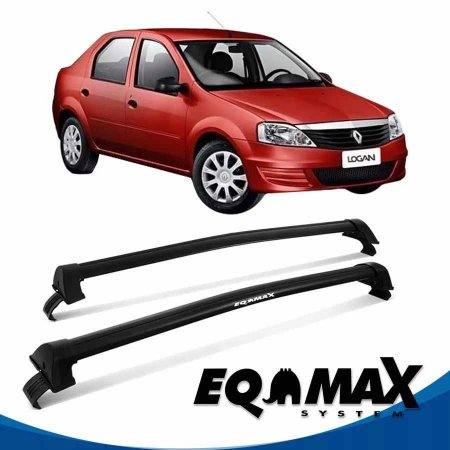Rack Eqmax Logan 4P New Wave 08/13 preto