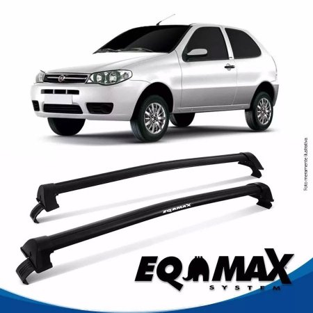 Rack Eqmax Palio Fire 4P New Wave 96/05 preto