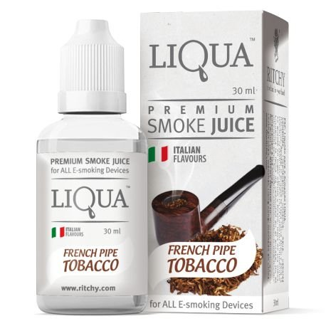 Líquido LIQUA Elements - French Pipe Tobacco - Ritchy