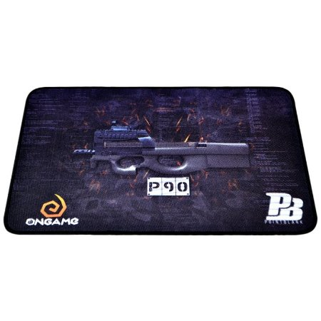 Mouse Pad Gamer Enipanzer Point Blank P90 Control Médio