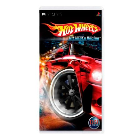 Jogo Hot Wheels Ultimate Racing - PSP