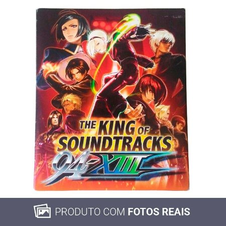 Trilha Sonora The King Of Fighters - The King Of Soundtracks '94 - XIII