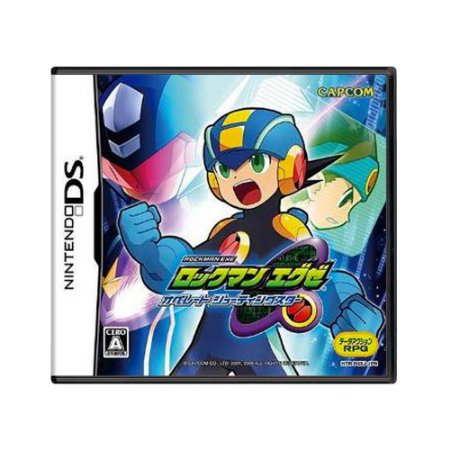 Jogo Rockman.EXE: Operate Shooting Star - DS [Japonês]