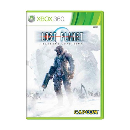 Jogo Lost Planet: Extreme Condition - Xbox 360
