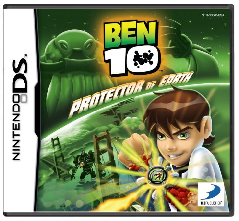 Jogo Ben 10: Protector of Earth - DS