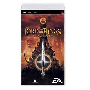 Jogo The Lord of The Rings: Tactics - PSP
