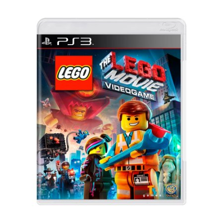 Jogo The Lego Movie Video Game - PS3