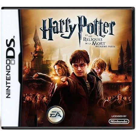 Jogo Harry Potter and Deathly Hallows Part 2 - DS