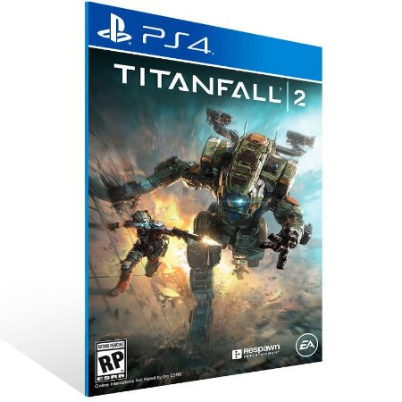 Titanfall 2 Standard Edition - Ps4 Psn Mídia Digital