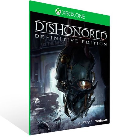 Dishonored Definitive Edition - Xbox One Live Mídia Digital