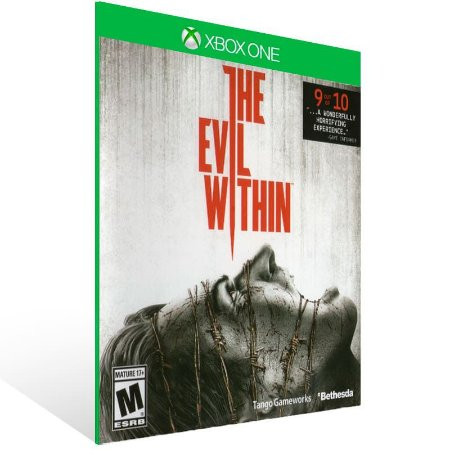 The Evil Within - Xbox One Live Mídia Digital