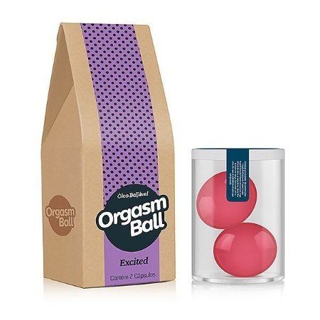 Orgasm Ball Excited