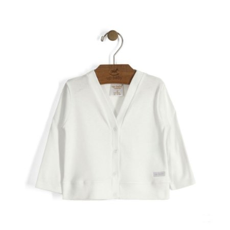 Cardigan | Up Baby - Off White