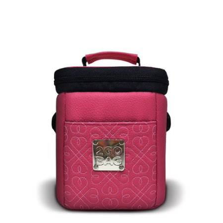 Bolsa Térmica 2goBag 4ALL Matte Mini | PinkPower