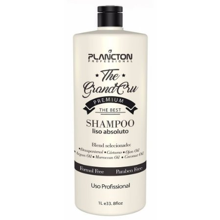Plancton The Grand Cru Shampoo Liso Absoluto 1000ml