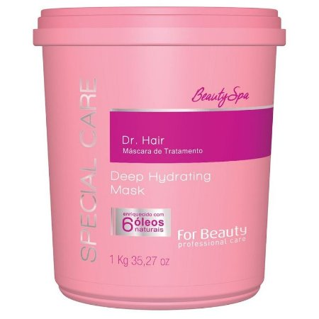 For Beauty Special Care Dr. Hair Máscara 1kg