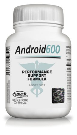 Android 600 da Power Supplements