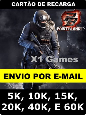 CASH - POINT BLANK - ONGAME